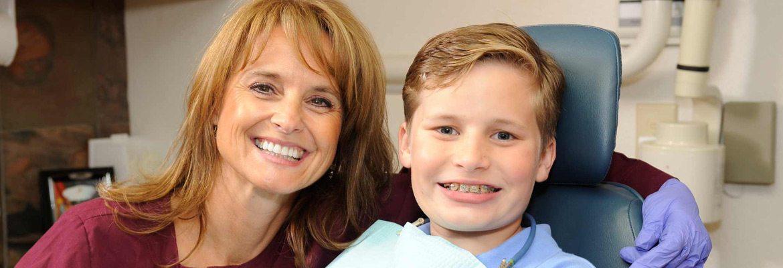 Dentist for kids in Springfield Oregon